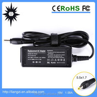 Hot-sale Netbook AC Adapter for DELL 19V 1.58A