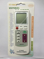 A/C UNIVERSAL REMOTE CONTROL KT-100A