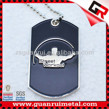 Fashionable Cheapest custom dog tags for men