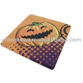 Halloween Decoration Paper Napkin party napkin For party