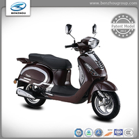 BENZHOU 2014 hot sale 50cc scooter with EEC/EPA for aults
