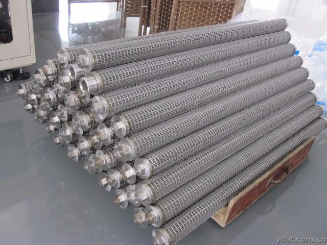 China supplier sintered mesh oil filter element