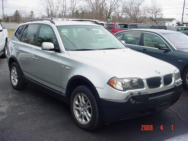 2004 BMW X3 2. 5i used cars