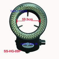 144pcs LED Adjustable Compact Microscope Ring Light SS-HG-09P