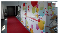 Velcro Pop Up, Spring Pop Up Stand, Pop Up Backdrop Display Stand