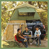 Hot sale customer 280g ripstop canvas cover outdoor camping tent