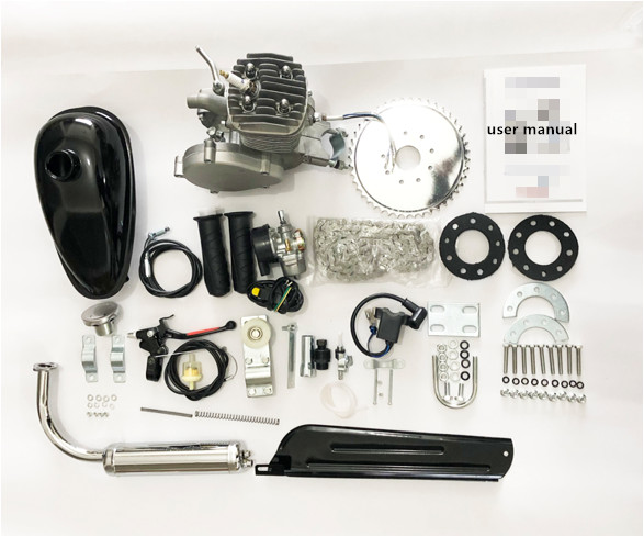 80cc 2 <strong>Cycle</strong> Engine Motor Kit for Motorized Bicycle Bike