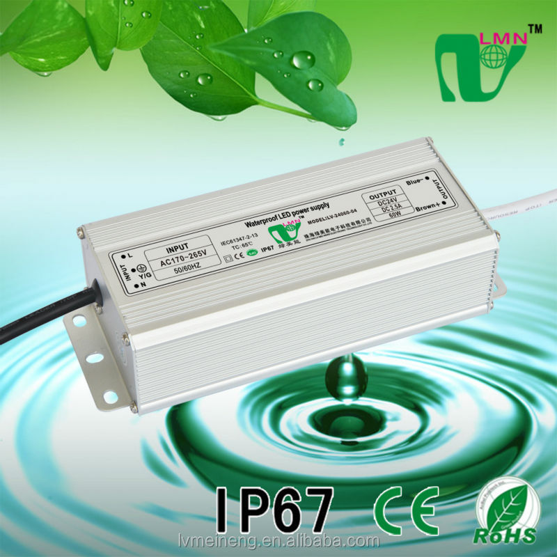 led strip light constant voltage driver