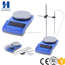 China High Quality Laboratory Magnetic Stirrer with Hot Plate