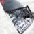 Black vinyl glass cutting sticker roll