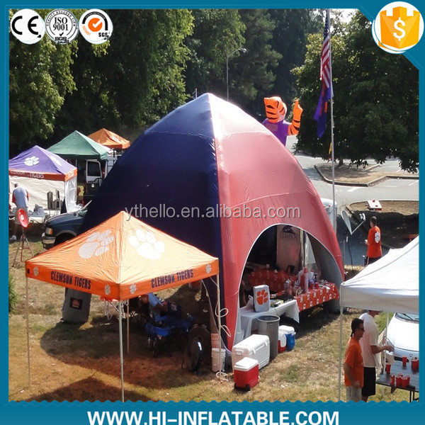 Custom made Bubble tent/ inflatable car cover,inflatable spider tent,movable tent