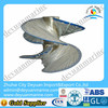 3 Blades Big Develop Area Propeller For Marine