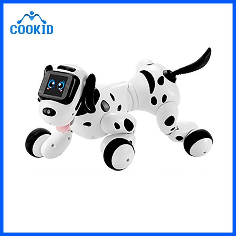 Best Christmas Gift Smart Plastic Electric Robot Dog Mini robot for Kids