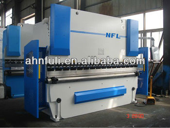 Hydraulic press brake WC67Y-80/2500,Hydraulic press break 80 tons,Hydraulic press brake 2500mm Long for binding capacity 4mm