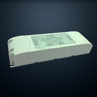 24V 60W Dimmable CV DC LED Driver ETL (UL) approved