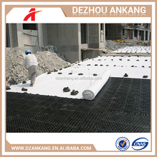 Road building fabric geotextile filter fabric