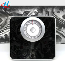 150kg 0.1kg EKS mechanical personal body bathroom weight scale
