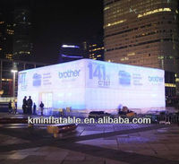 outdoor advertising inflatable tent
