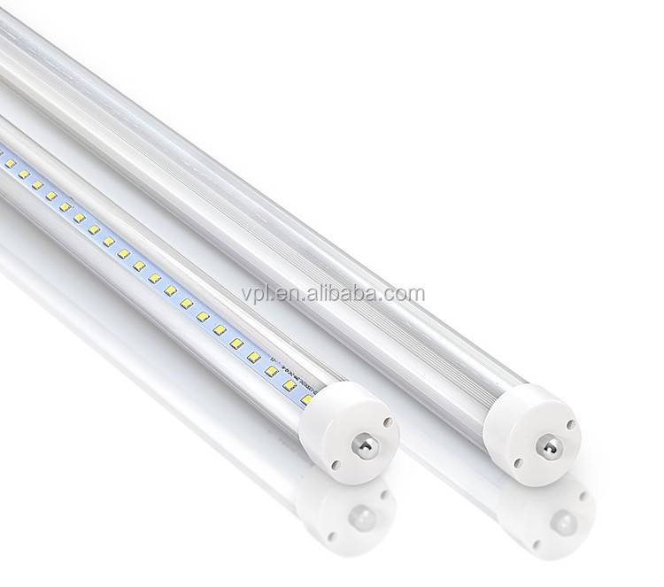 Factory price UL DLC certified electronic ballast compatibleled tube8 japanese girl 5 years warranty t8 led tube lights