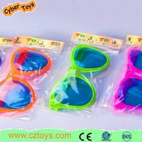 kids funny cartoon safety toy water glasses