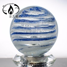Handi craft crystal snow globe water ball for home