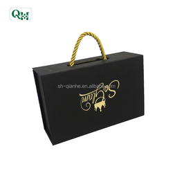 lovely hair extension portable box packaging