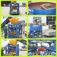 Germany technology widely used concrete block making machine for sale in usa