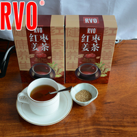 QS approved Chinese cleansing tea instant red dates ginger tea