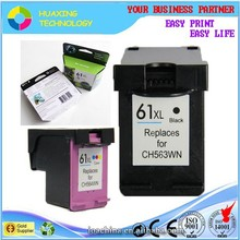 hot new products for 2014 ink cartridge for hp ch561w 61