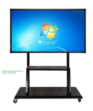 "Riotouch 10 users Anti-glare Interactive LCD touch monitor, 42"", 47"", 55"", 65"", 70"" and 84"" all in one LCD monitor"