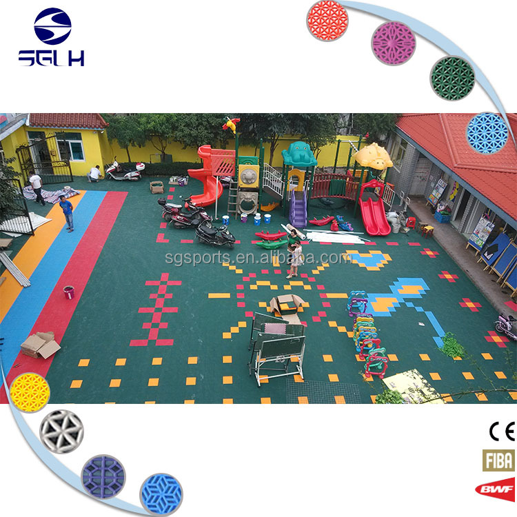 SGLH SG08 Anti Slip Surface and Anti- bacterial basketball court floor coating
