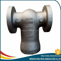Industry manufacture China supplier steel cast gate valve casting