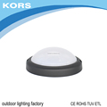 6W IP54 round size cob smd cool white warm white lantern wall lights indoor outdoor