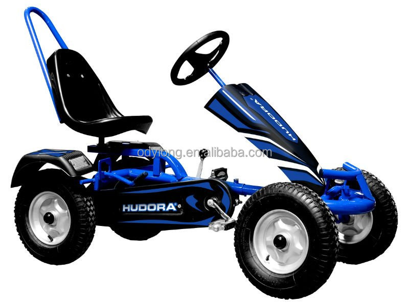 heavy duty four wheels adult pedal go kart