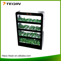 2017 New Arrival and Hot sellin Home vertical garden intelligent hydroponic full spectrum grow lighting