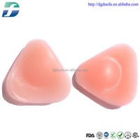 Non-toxic eco-friendly artificial silicone breast implants