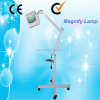 Au-662A led light magnifier desktop lamp magnifying cool light lamp