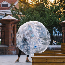 1.5M Bubble Soccer Bumper Ball Zorb Aufblasbar Football Kind Kids 100% TPU