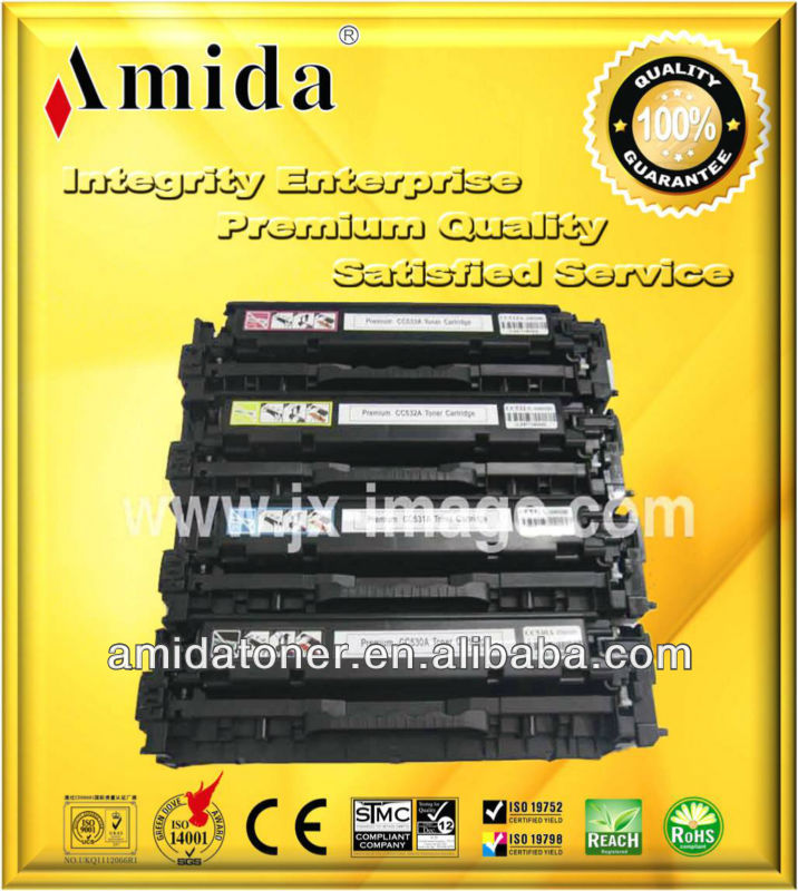 toner cartridge for HP CC530A/CRG-318/718/418/118