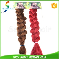 100% synthetic twist braid ,darling hair extension with tangle free