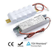 TUV CE certificate STREAMER YHL350-N250T1C/3D Rechargeable Battery Kit Lamps