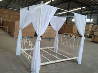 canopy bed for an adult