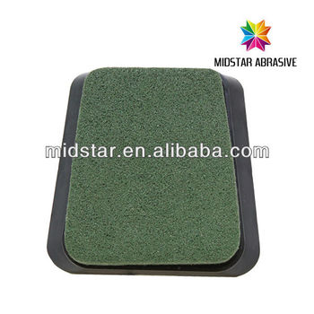 MIDSTAR marble white nylon polishing pad