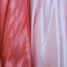 ECO-FRIENDLY satin brocade fabric Brushed