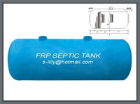 BAOLUAN Fiberglass septic tanks price