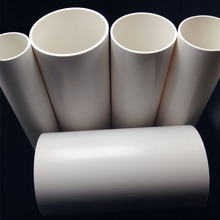 Greenhouse use circular shapes specification 315mm fire resistant pvc irrigation pipe manufacturer