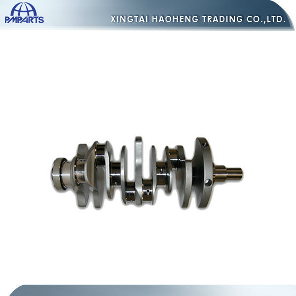 japan used car auction 2TR forged/casted crankshaft for toyota supply