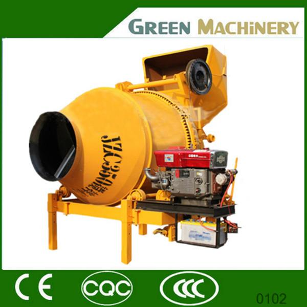 Fully automatic concrete making machine mercedes benz concrete mixer truck