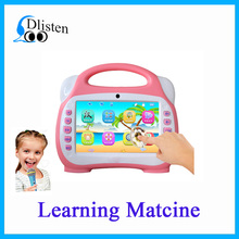 baby early education machine story cartoon photo leaning machine 7in touch screen 8G memory