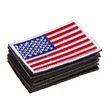 American Patch US Flag Hook And Loop Tactical Patches Military Armband Army Badge